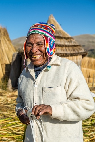 gifts from bolivia, chullos