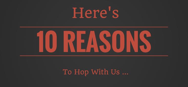 10 Reasons To Hop - Bolivia Hop