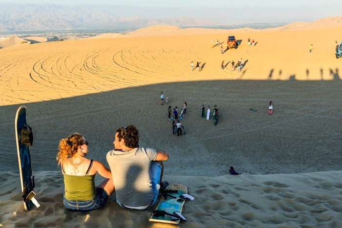 Huacachina - Top 7 Places to Visit in Peru