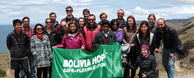 Who Hops With Us - Bolivia Hop