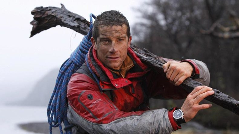 Bear Grylls - Filtering contaminated water yourself in Bolivia