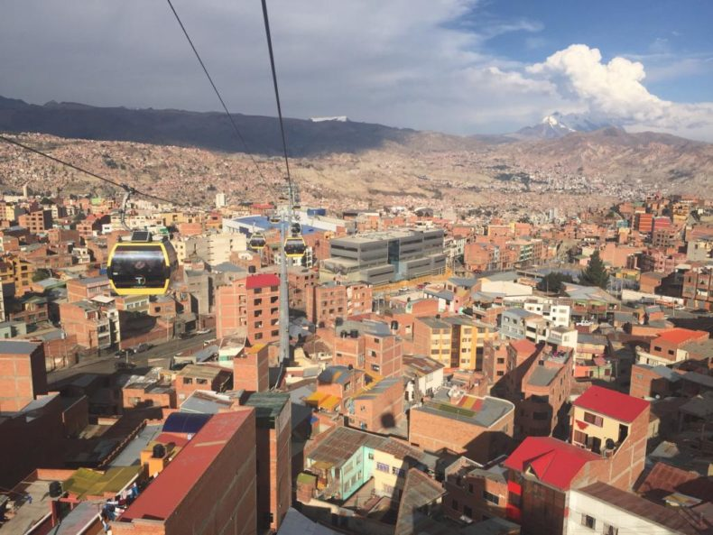 Cable Cars in Cochabamba - Transportation in Bolivia