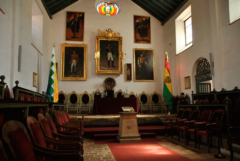 Things to do in Sucre - Casa de La Libertad