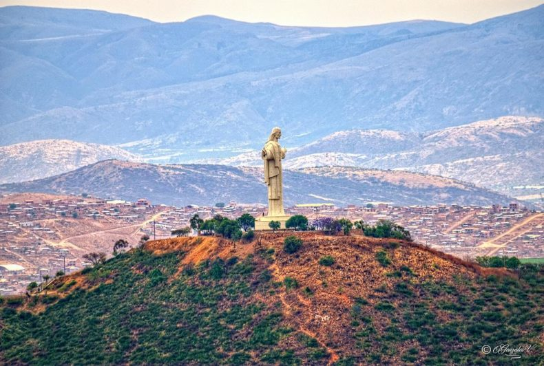 Top things to do in Cochabamba - View Cristo