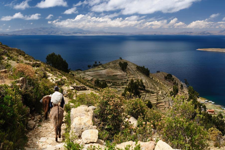 Lake Titicaca - La Paz Day Tour