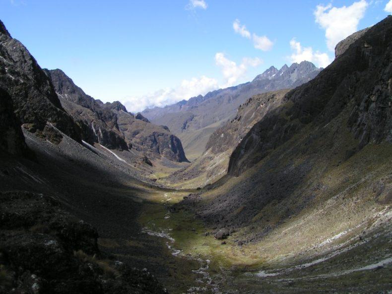 Trekking in La Paz - El Choro