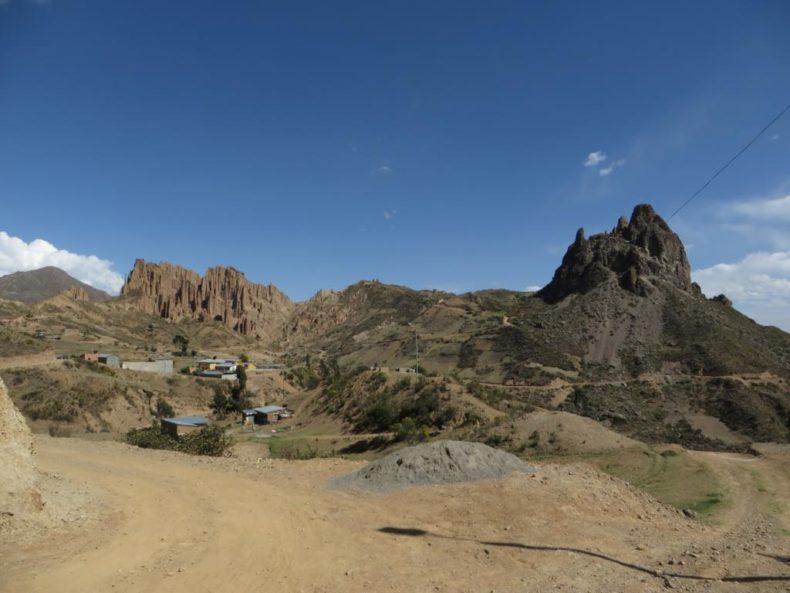 Best Treks in Bolivia - El Muele