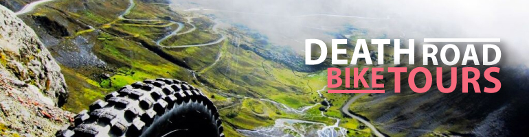 Death Road Bike Tours Banners