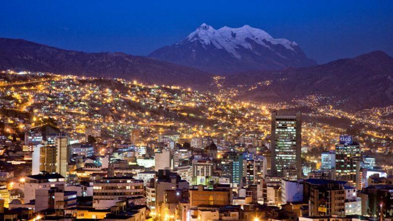 Altitude Sickness Bolivia - La Paz