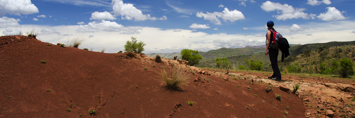 Sucre Bolivia - Maragua Crater Trek