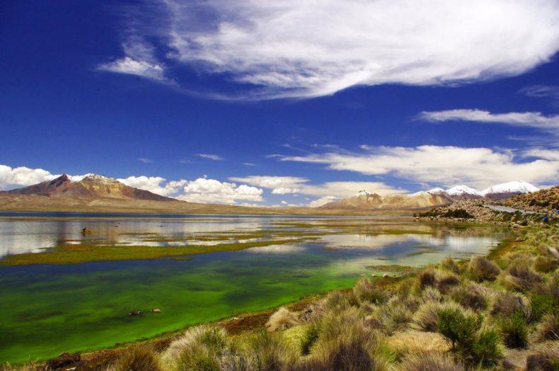 Oruro Lake - Drinking Water in Bolivia