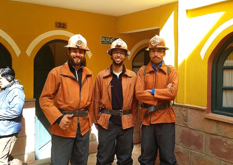 Potosí Mines