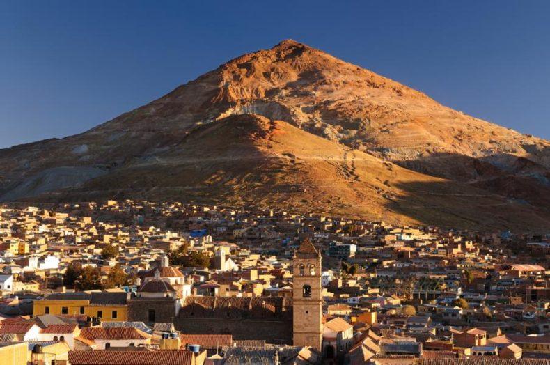 Cerro Rico - Potosí