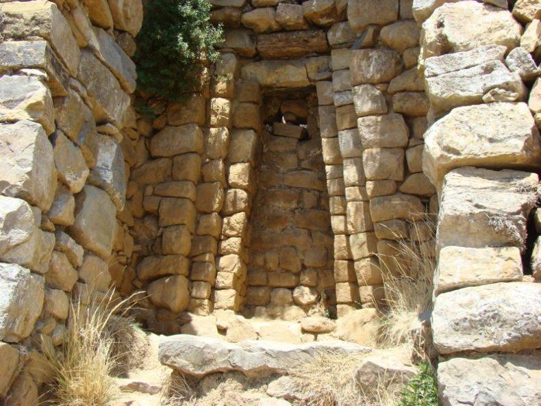 Pilkokaina temple, Lake Titicaca