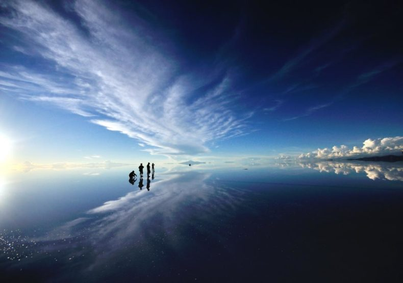 best places to visit in bolivia - Uyuni
