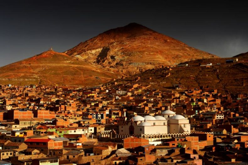 best places to visit in bolivia - Potosi