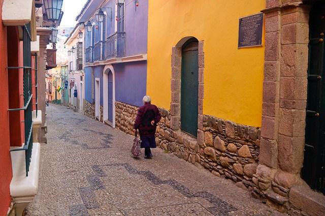 Coisas Para Fazer em La Paz - Calle Jaen