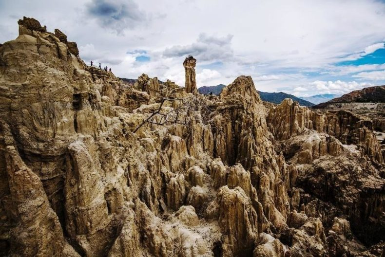 Coisas para Fazer em La Paz - Vale da Lua