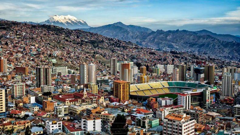 Transportation in Bolivia - La Paz