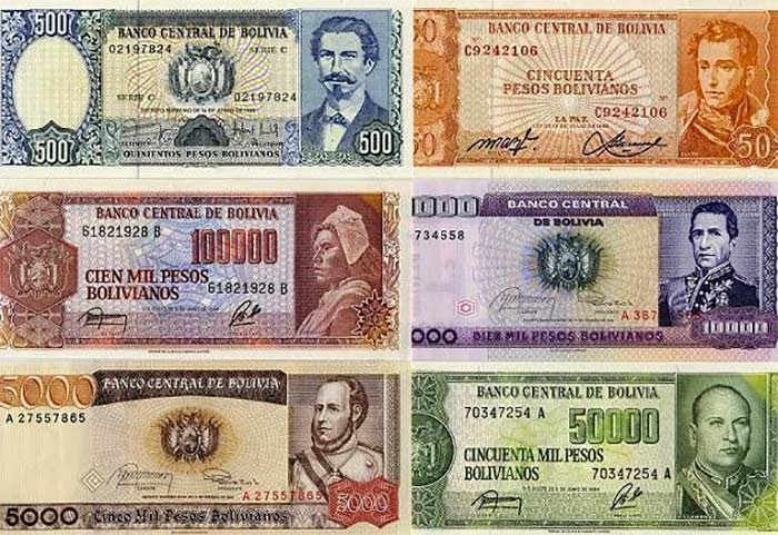 Boliviahop Bolivia Money