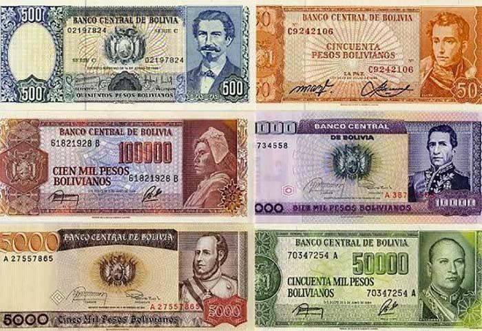 BoliviaHop - Bolivia Money