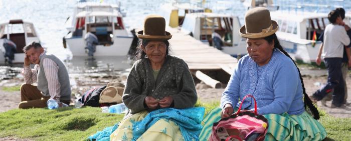 Bolivia Guide - Bolivian locals