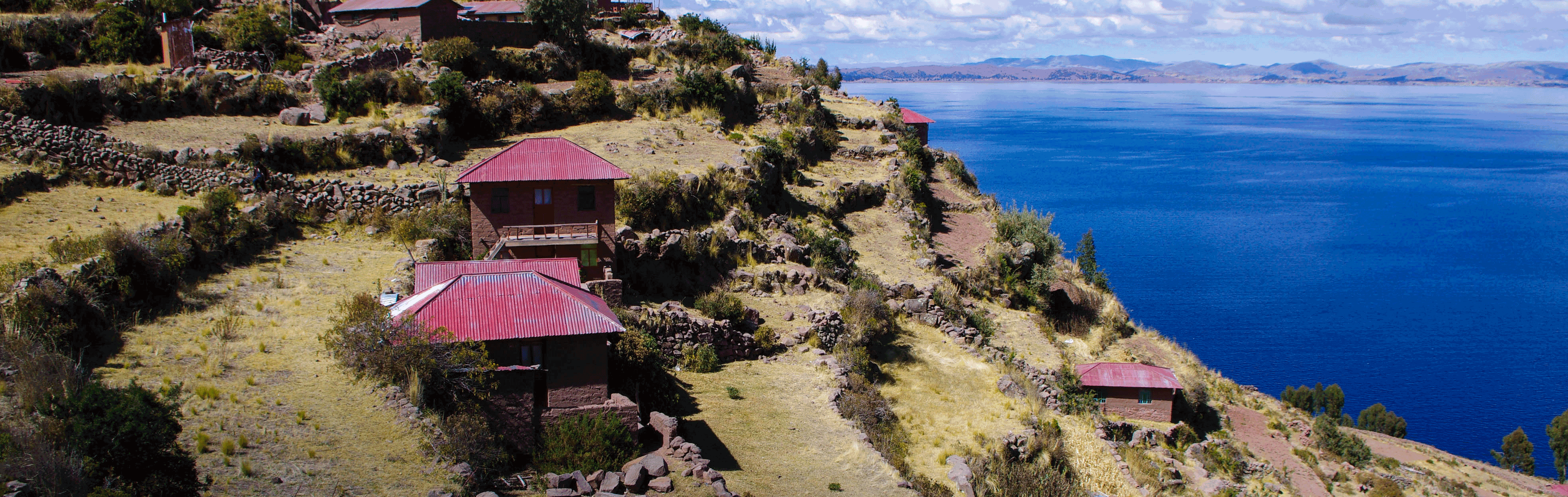 View Lake Titicaca