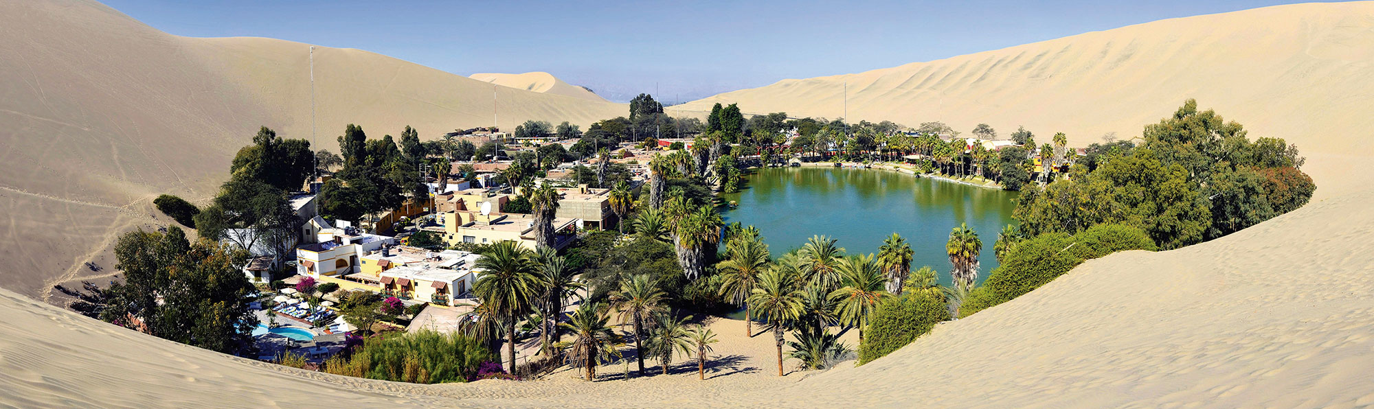 Huacachina