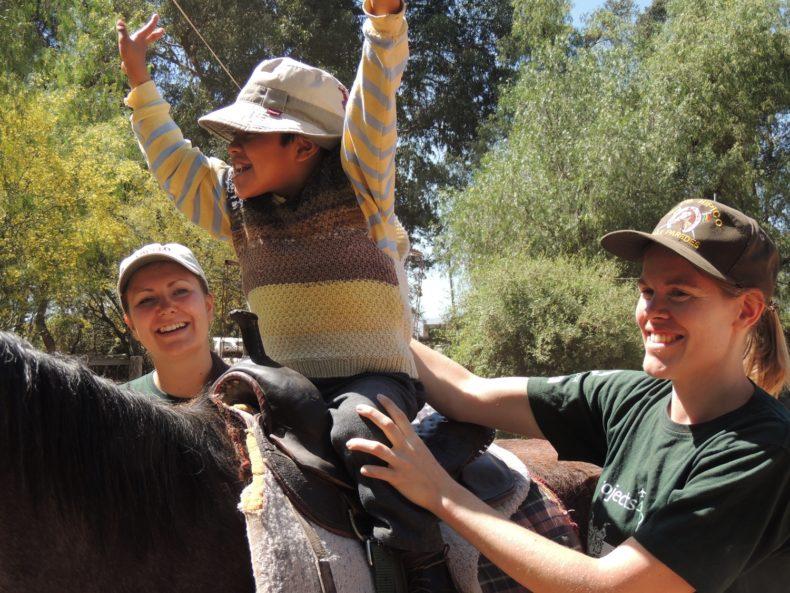 volunteering in bolivia