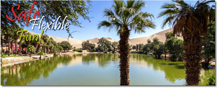 Peru Hop - City Guide: Huacachina