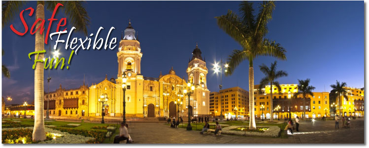 Peru Hop - City Guide: Lima