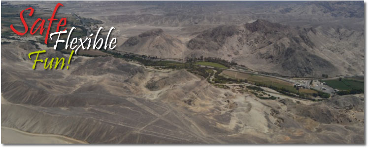 Peru Hop - City: Guide: Nazca