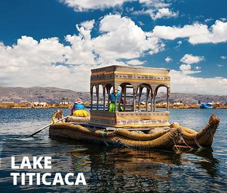 Lake Titicaca - Bolivia Hop