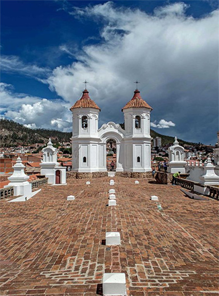 Sucre Bolivia - san Felipe Neri Convent