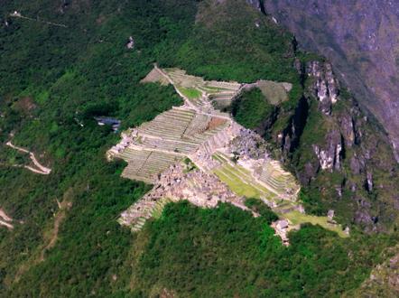 Machu Picchu Guide - View