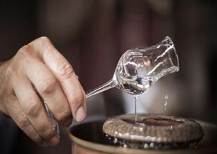 Singani Bolivia - Singani Glass