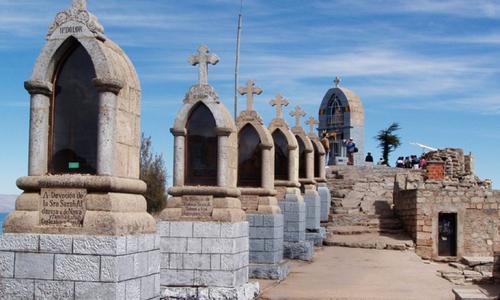Travel Copacabana - Stations of the Cross