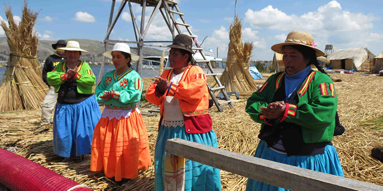 uros people puno